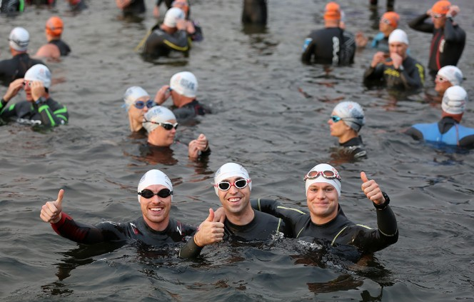 Outlaw Triathlon - Event Complete