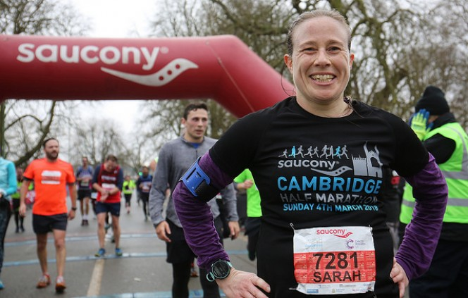 Saucony Cambridge Half Marathon 2019 Pre Registration