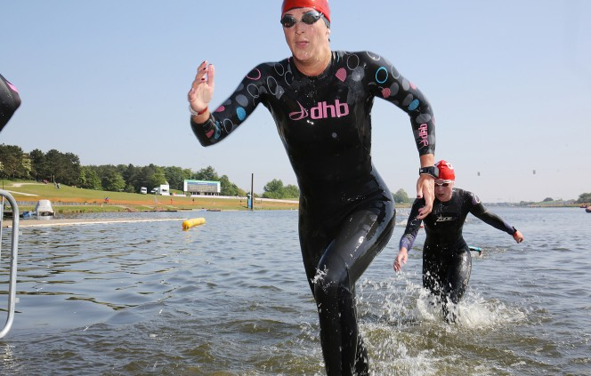 Nottingham Sprint Triathlon