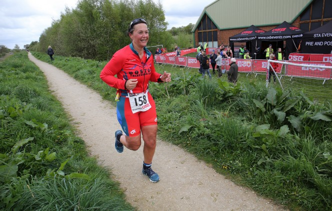 The Lincoln Sprint Triathlon