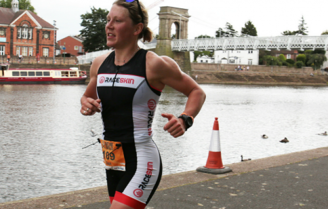 City of Nottingham Triathlon  - COMPLETED