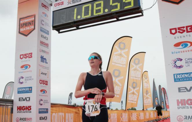 Nottingham Sprint Triathlon