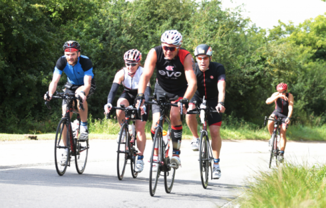 The Lincoln Cycle Sportive at Doddington Hall