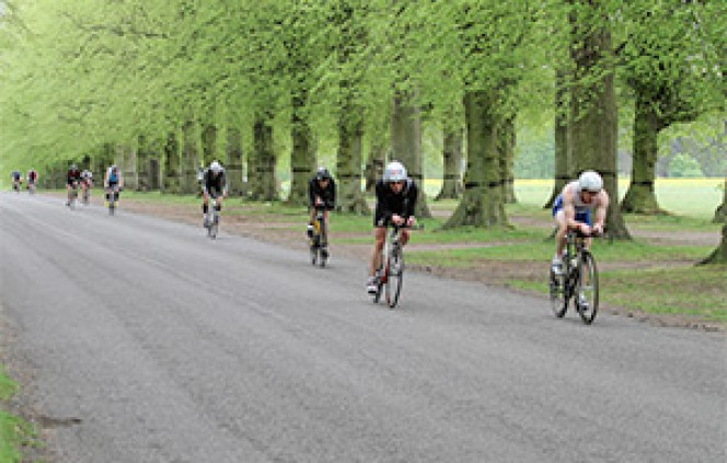 Clumber Park Duathlon - COMPLETED