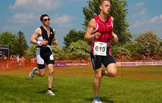 Last Minute Triathlon