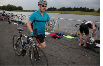 City of Nottingham Triathlon  - COMPLETED - Image 3