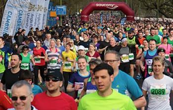 Saucony Cambridge Half Marathon 2017 - Image 2