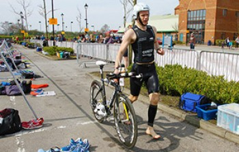 David Lloyd Lincoln Triathlon COMPLETED - Image 2