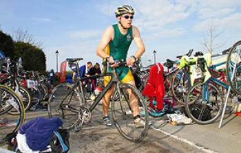 David Lloyd Lincoln Triathlon COMPLETED - Image 7