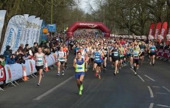 Saucony Cambridge Half Marathon - Image 1