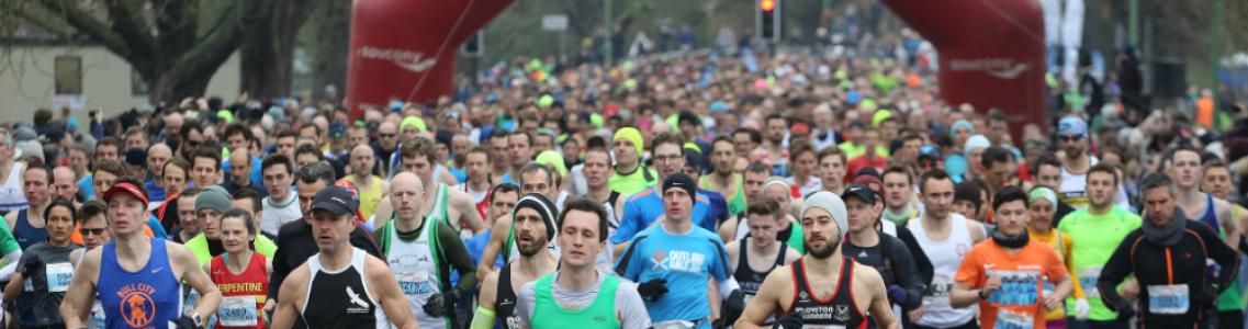 The show must go on: Saucony Cambridge Half Marathon