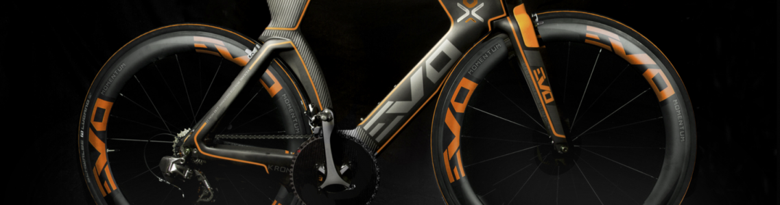 EVO2MAX and OSB Events launch Outlaw bike