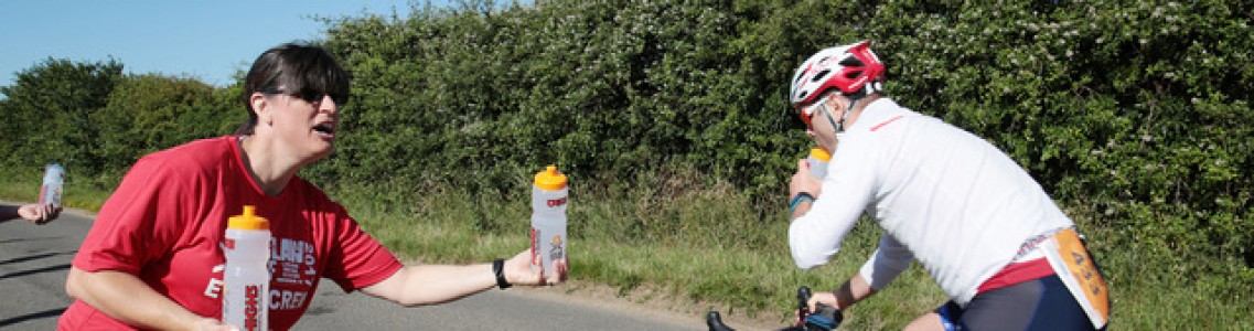 How to race Holkham in the heat
