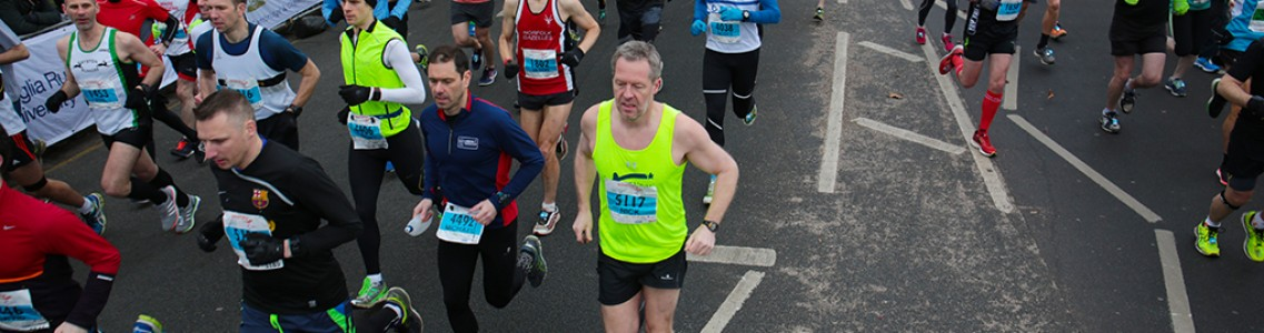 Great News for Cancer Research UK at the Cambridge Half Marathon!