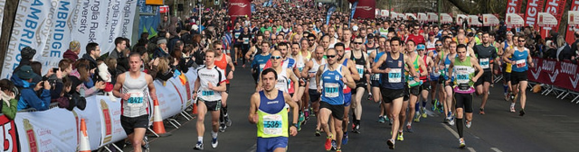Saucony Cambridge Half Marathon Pre Registration Open