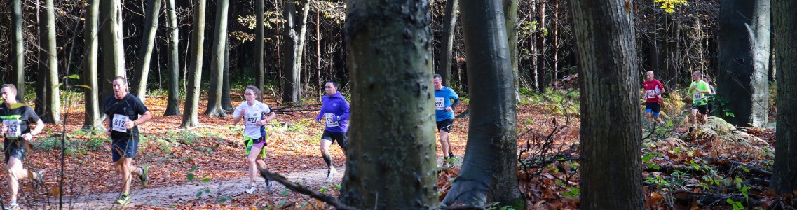 CRUK Tough 10 added to Robin Hood Race Weekend!
