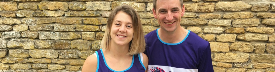 Running Lincoln Half Marathon for Cancer Research UK