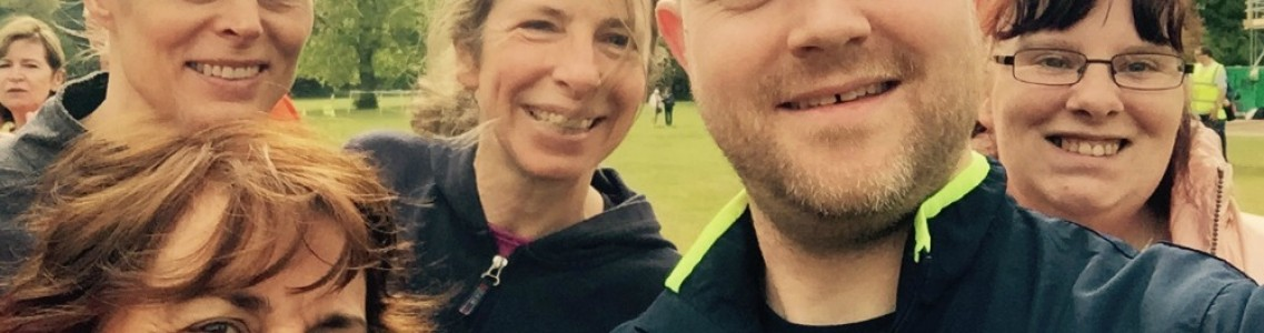 Meet Simon from the ACTS Trust Runners