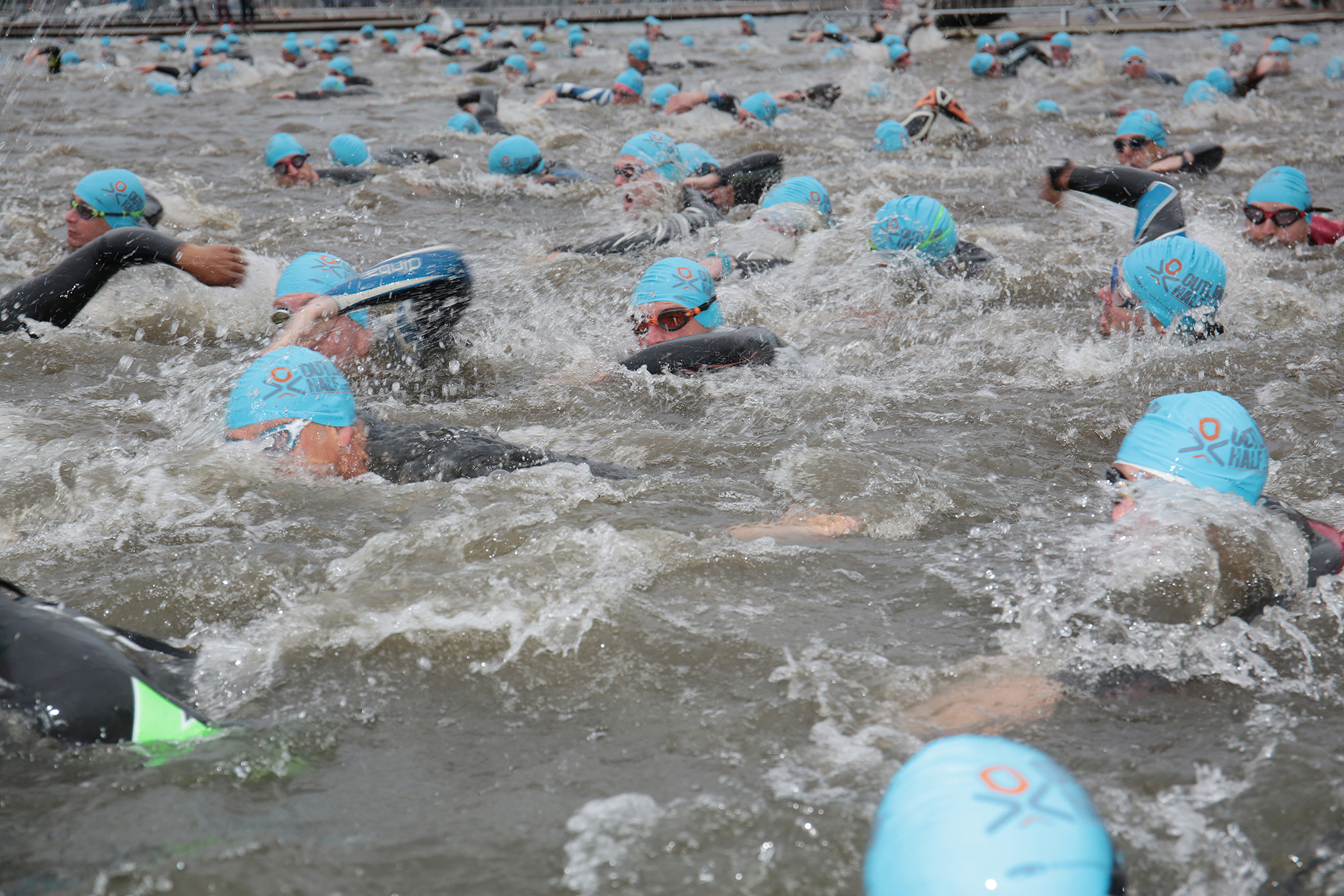 Outlaw Half: Holkham, Holkham | Major Sporting Events at Holkham | triathlon, running, swimming, cycling