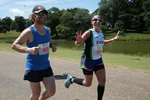 """Holkham 10km, Holkham Hall, North Norfolk Coast 