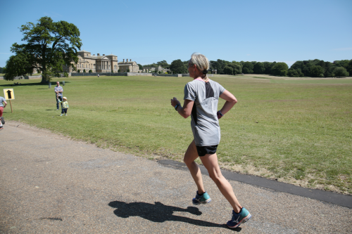 "Holkham 10km, Holkham Hall, North Norfolk Coast | The event is set within the grounds of the magnificent eighteenth century Holkham Hall Estate and will consist of a single lap over a mixture of tarmac roads and hard track paths. Not forgetting plenty of ""up"" sections to add to the challenge. 